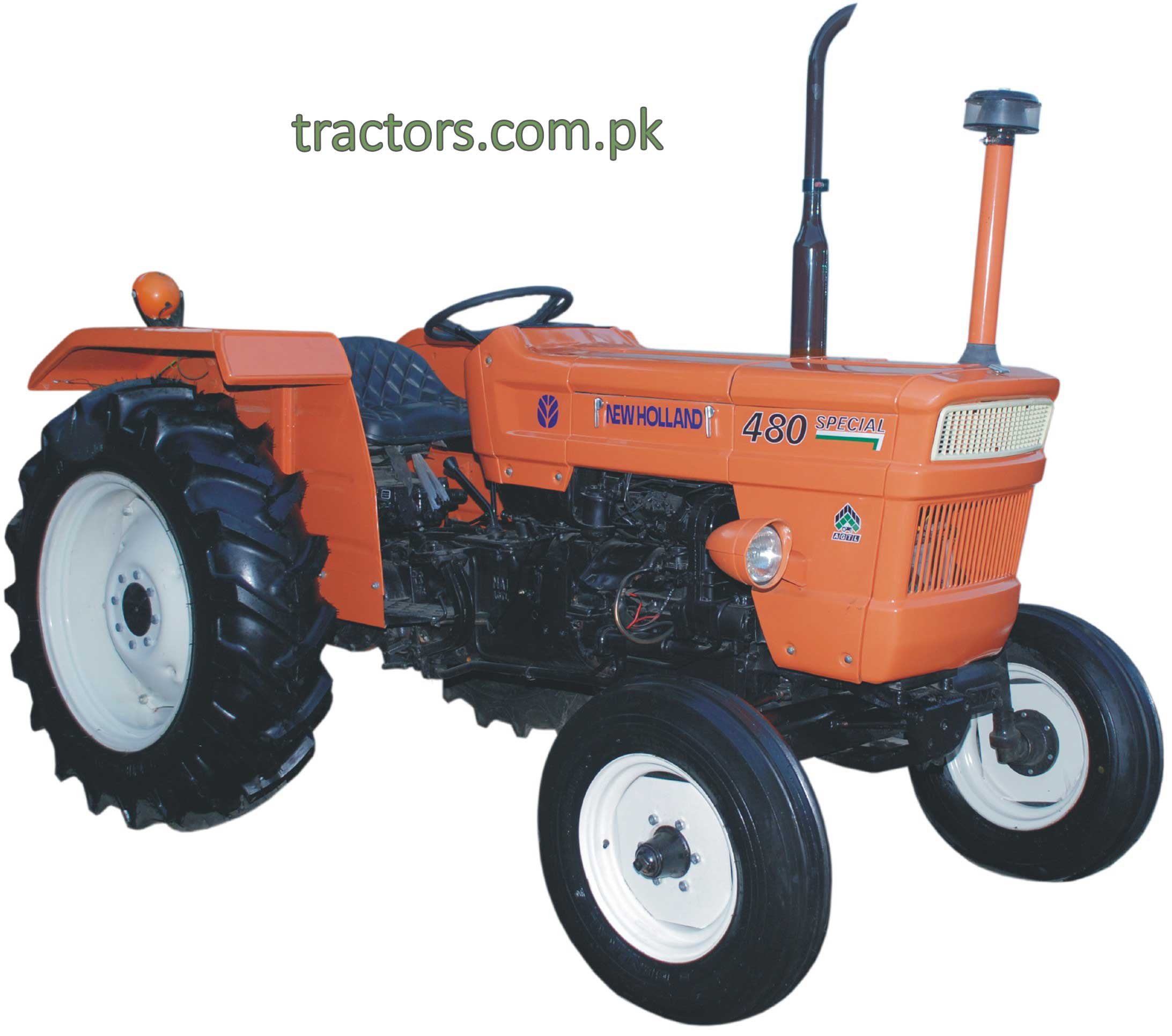 New Holland Fiat 480 Tractor